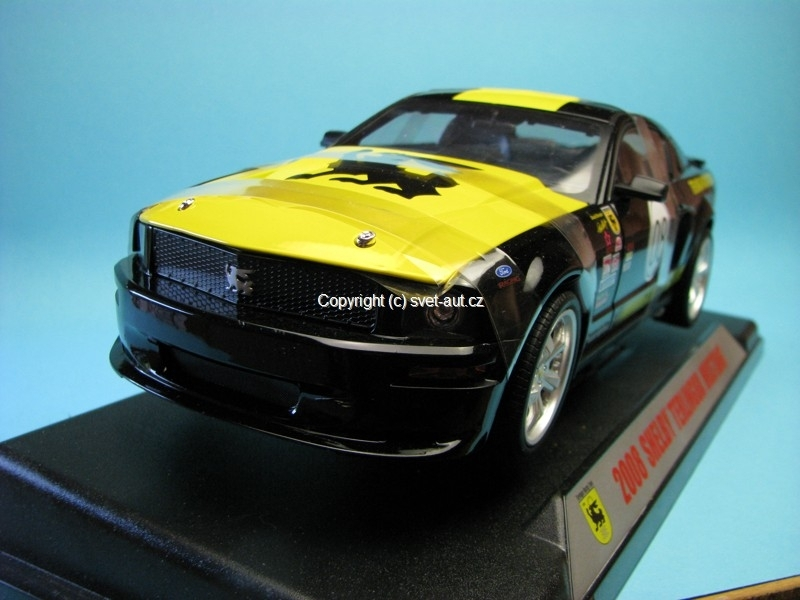 Shelby Mustang GT No.8 Terlingua Racing Team 1:18 Shelby Colectibles